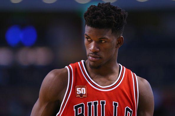 Jimmy Butler, presente y futuro de los Bulls
