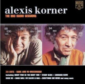 Alexis Korner - BBC Radio 1 @ 50.