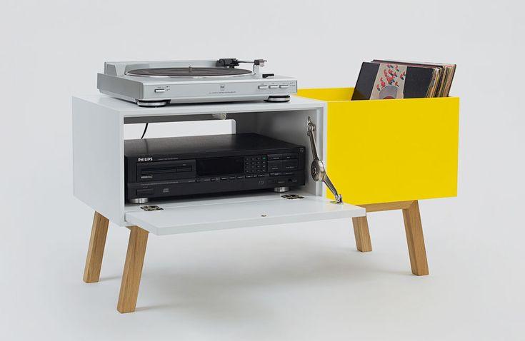 78 ideas about hifi regal auf pinterest tv und hifi m bel tv und media aufbewahrung und. Black Bedroom Furniture Sets. Home Design Ideas