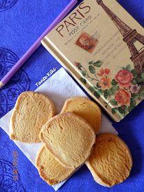 "Tante Kiki: Αφράτα μπισκότα ""βουτύρου"" νηστήσιμα ή όχι"