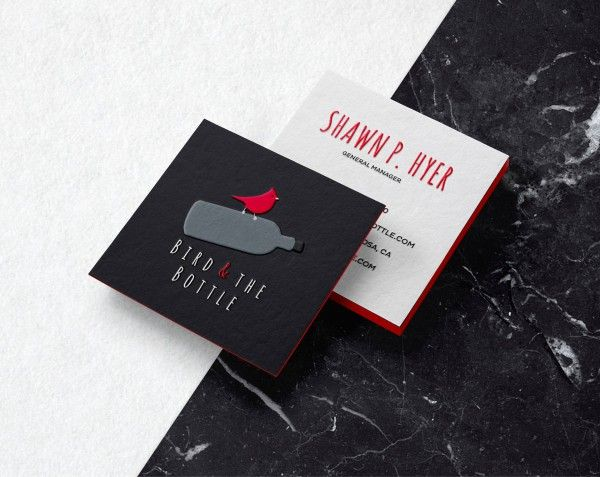 Get Inspiration And Business Card Ideas From Designs Like This One By