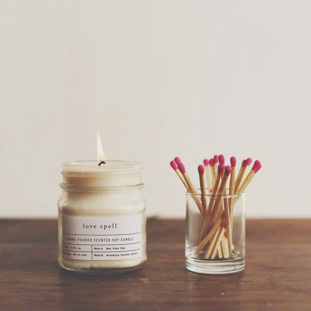 Rise And Shine | Les bougies Brooklyn Candle Studio
