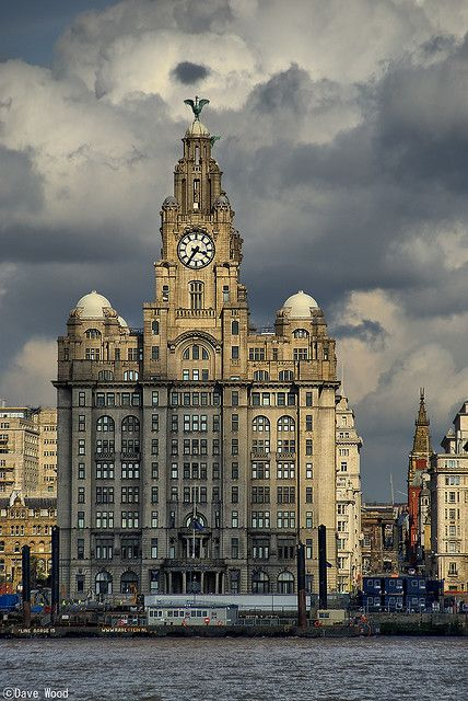 royal liver building, liverpool. I will be in the Beatles hometown ahhhhhh