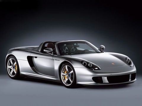 Отзывы о Porsche Carrera GT (Порше Каррера Джи Ти)