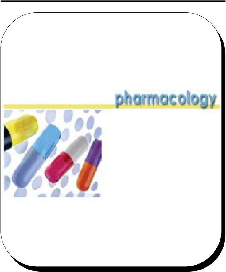 Learn nursing pharmacology