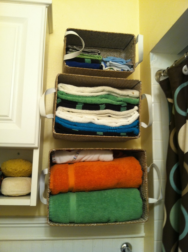 Creative Bathroom Storage When You Don 39 T Have A Linen