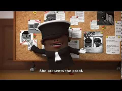 LES METIERS (JOBS) : ep3. L'Avocate (Lawyer) - YouTube