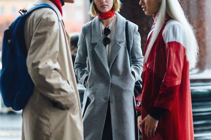 Streetstyle на Mercedes Benz Fashion Week Санкт-Петербурге | Мода | STREETSTYLE | VOGUE