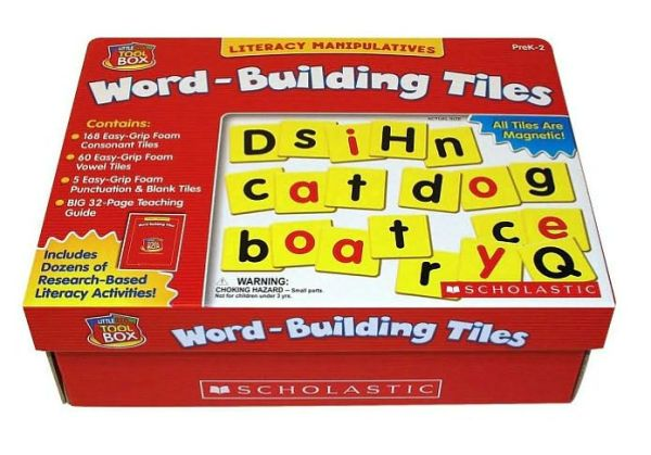 Literacy Manipulatives: Word-Building Tiles