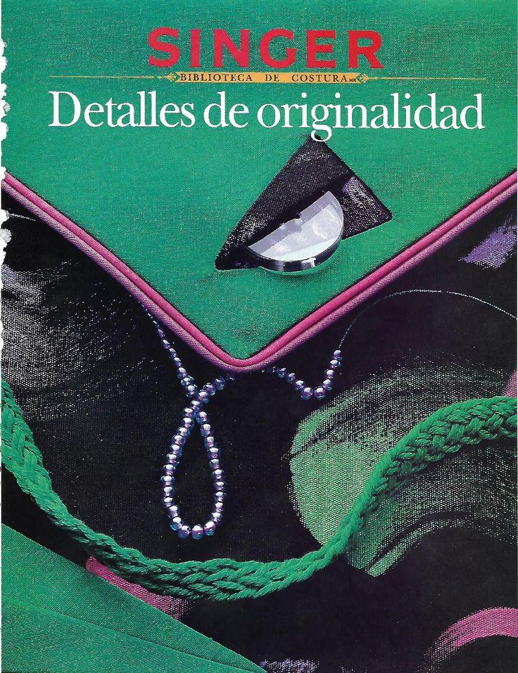 Detalles originales by Disenadora  AR - issuu