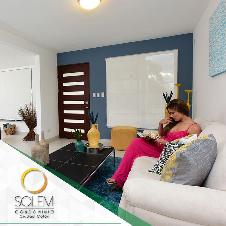 El modelo de vivienda Tempo de Solem Condominio le ofrece un espacio multiuso que puede ser utilizado como dormitorio adicional, estudio, sala de TV u oficina.