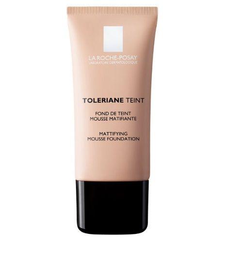 TOLERIANE TEINT MATTIFYING MOUSSE SPF 20. Χωρίς συντηρητικά. Χωρίς άρωμα. Χαρίζει ομοιόμορφη όψη και ματ αποτέλεσμα. ΤΥΠΟΣ ΔΕΡΜΑΤΟΣ / ΑΝΑΓΚΗ Μικτό και λιπαρό δέρμα. ΟΦΕΛΗ Ομοιόμορφη όψη. Φυσικό ματ αποτέλεσμα. Το δέρμα παραμένει ματ χωρίς να γυαλίζει. Το δέρμα είναι απαλό καιβελούδινο. ΤΡΟΠΟΣ ΧΡΗΣΗΣ Να χρησιμοποιείται αφού πρώτα έχετε εφαρμόσει την καθημερινή κρέμα σας και διορθωτικό πινέλο Toleriane Teint, ανάλογα με τις