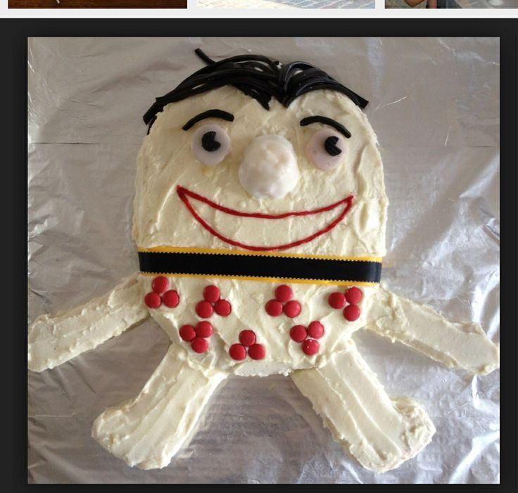 Playschool Humpty Dumpty Cake- google image search