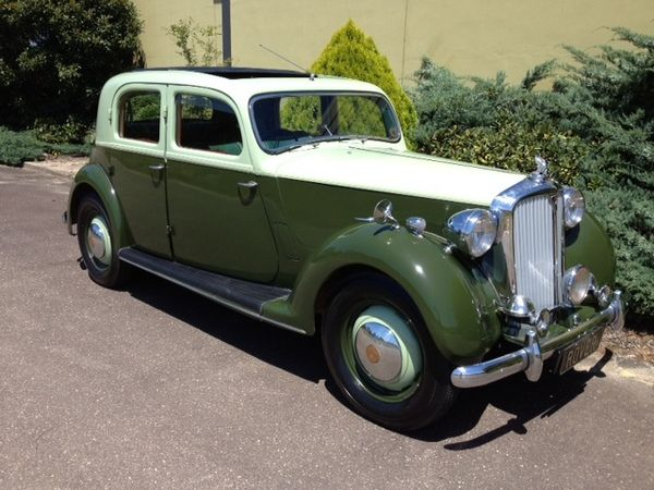 1948 ROVER 75 P3 $16950