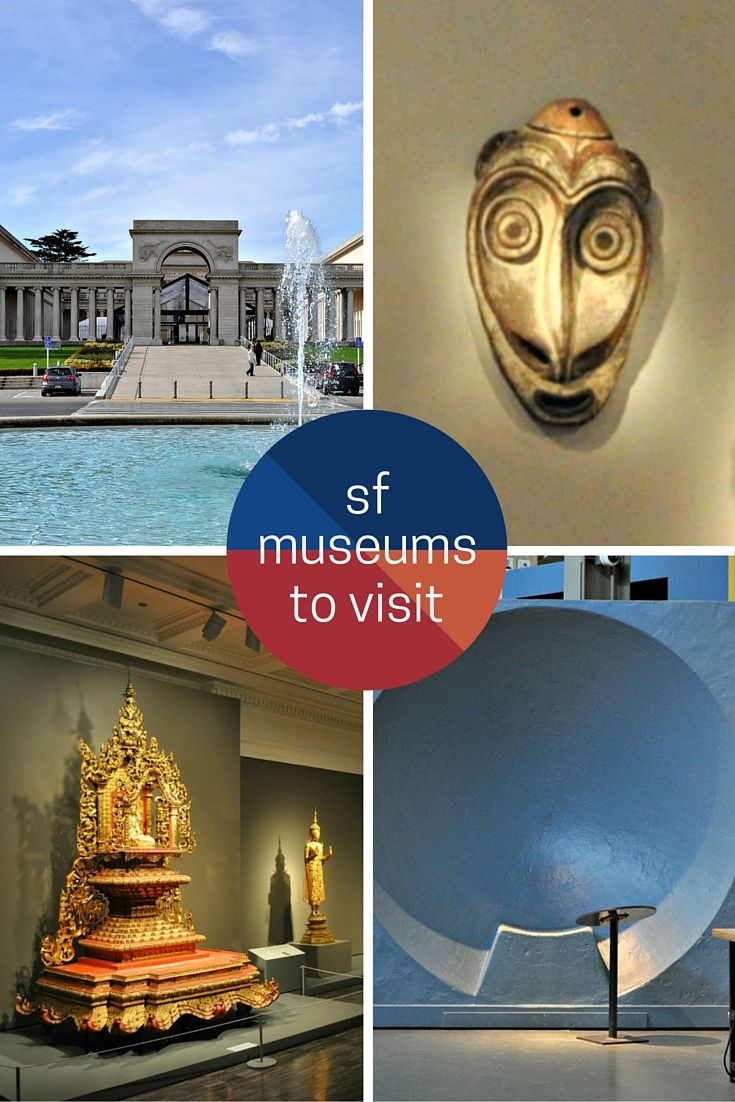 Top exhibits at the best SF museums