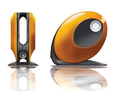Lfrit toaster modern sleek kitchen appliance want it own for Designer kitchen appliances