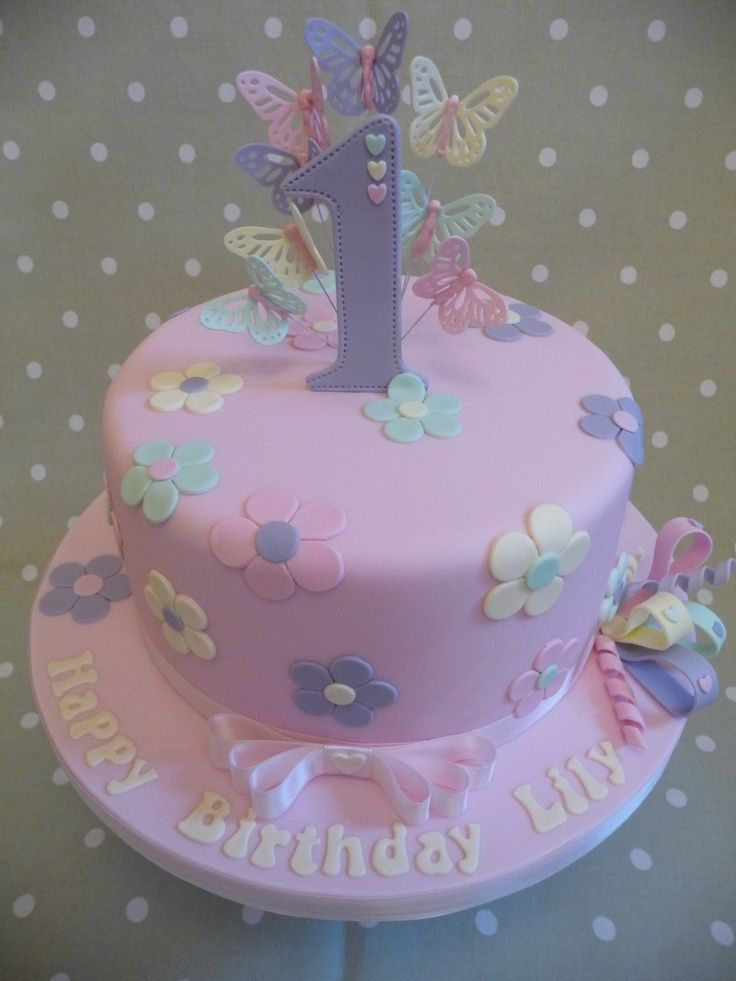 Www Cake Designs Bolos De Aniversario Menina Bolo Aniversario