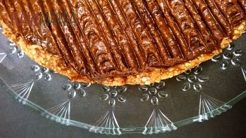 Datlový koláč