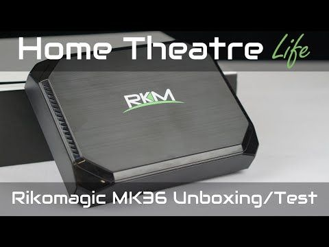 Rikomagic MK36 Review: An Excellent Dual OS Mini PC