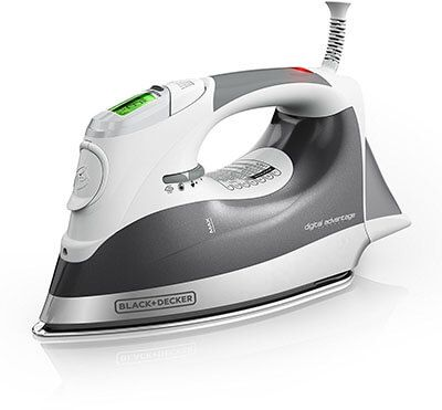 Top 20 Best Steam Irons In 2018 Reviews