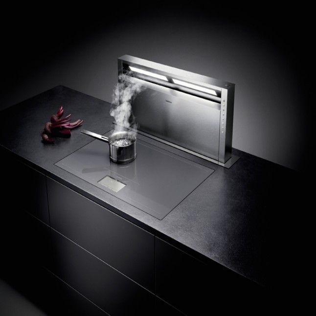 Gaggenau single hob induction cooktop