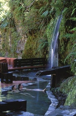 Termas Geométricas- Hot Springs, Chile: Hot Spring