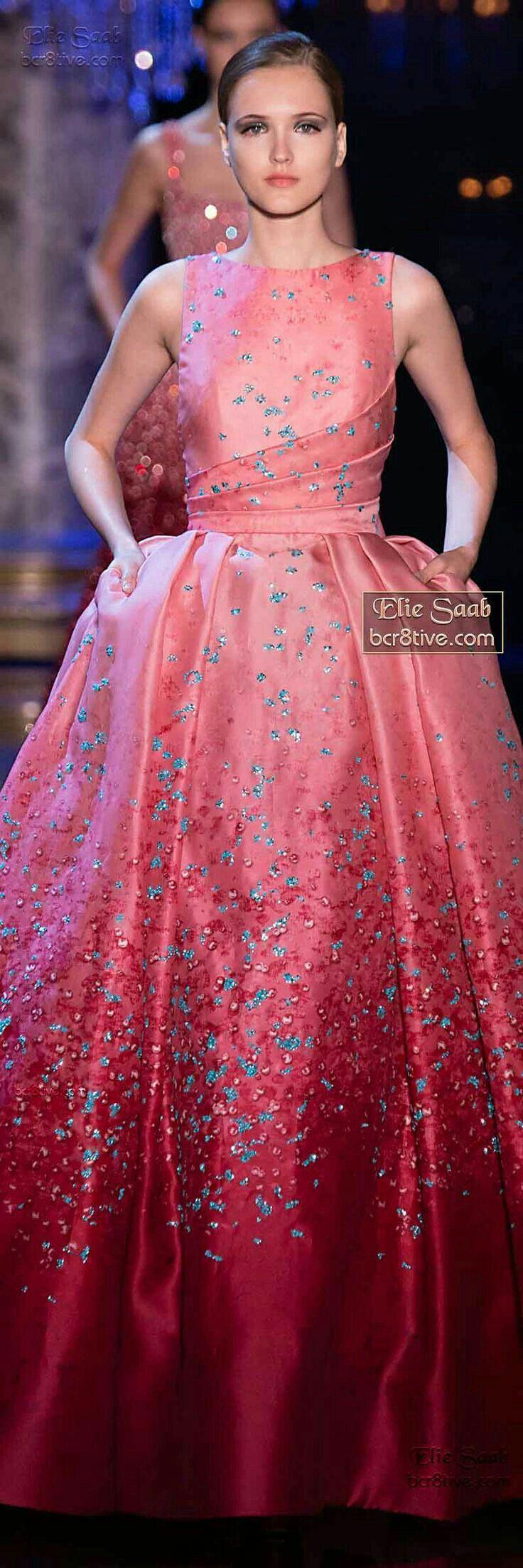 Mejores 574 imágenes de Beautiful Dress en Pinterest | Alta costura ...