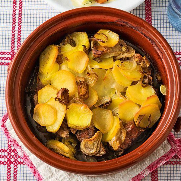 Rezept für Elsässer Baeckeoffe | Küchengötter