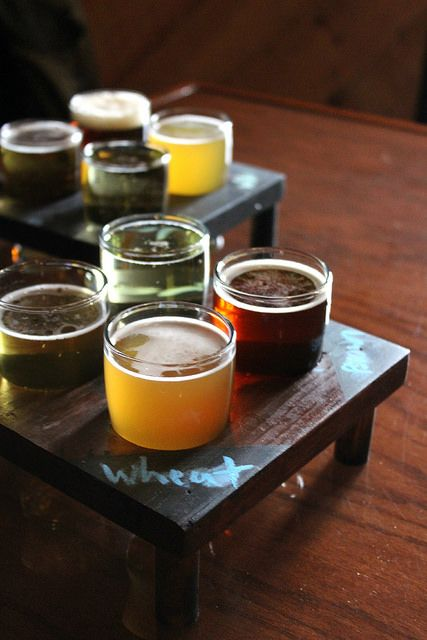 Beer Flights by Edible Photography: http://facebook.com/ediblephotography #craftbeer #beer http://hopsaboutbeer.com/
