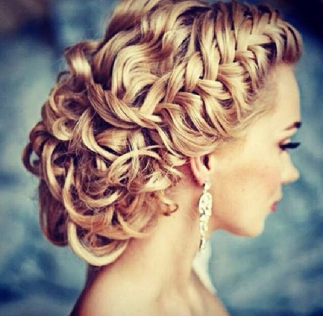Best BRAIDS Images On Pinterest Hairstyle Ideas Cute - Classic elegant hairstyle