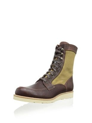 49% OFF Wolverine No. 1883 Men's Rowan 1000 Mile Lace-up Boot (Brown)