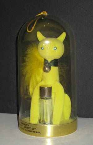 Perfume...Remember these? OMG! My sisters and I each got one of these!!