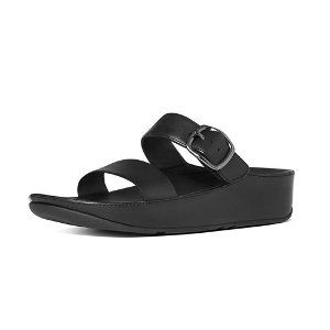 FitFlop Stack Slide Strappy Sandal at Robert Frost in Traverse City and Petoskey Michigan