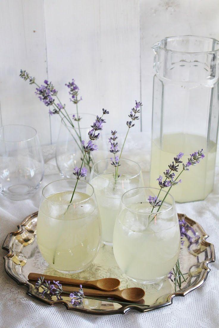 lavender lemonade...This Rawsome Vegan Life