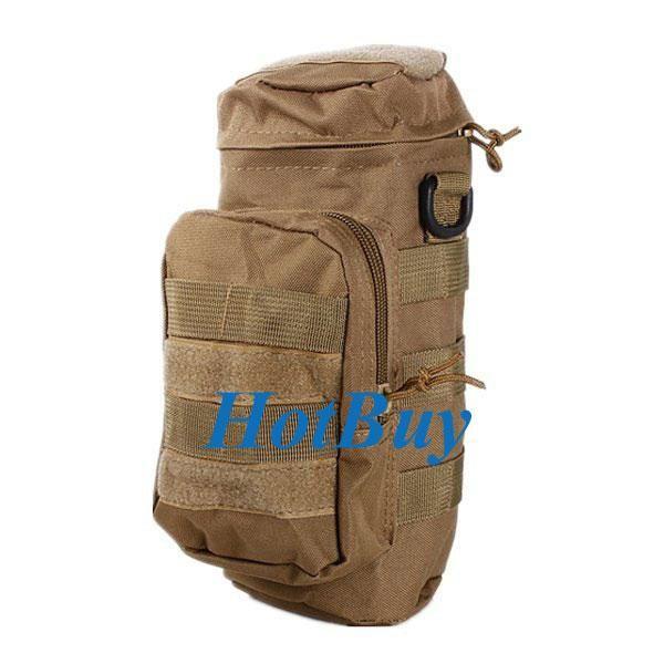 Venda por Atacado new tático militar viagem utility garrafa de água chaleira bolsa de transporte saco titular outdoor # 3125, $5.86 em Pt.dhgate.com | DHgate