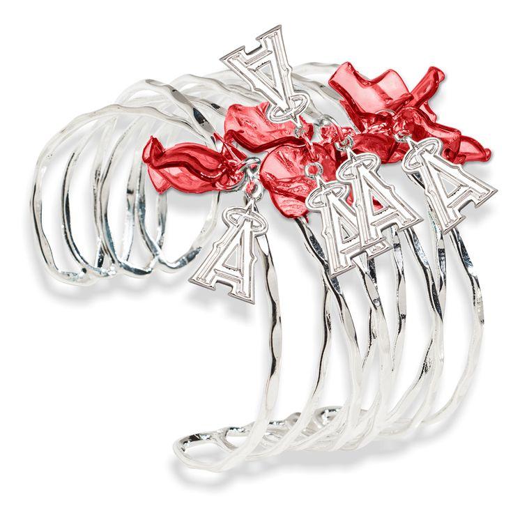 Los Angeles Angels of Anaheim Celebration Cuff Bracelet