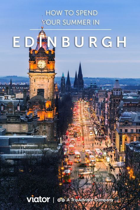 Summer is festival season in Edinburgh, attracting a melting pot of visitors from all over the world. But with so many people and so much to do, it's hard to know where to begin. To get you started, here are a few ideas for things to do in Edinburgh in summer.