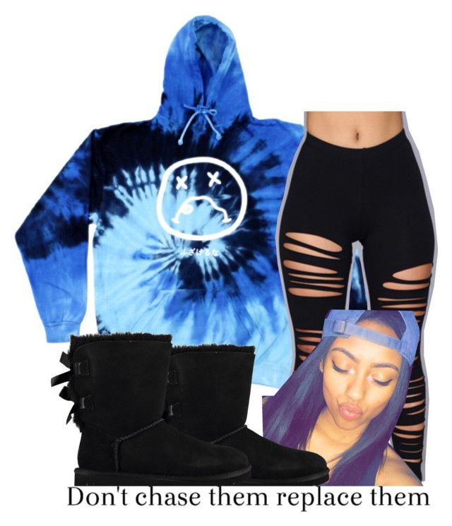 """"""""""" by leshabest ❤ liked on Polyvore featuring UGG"""