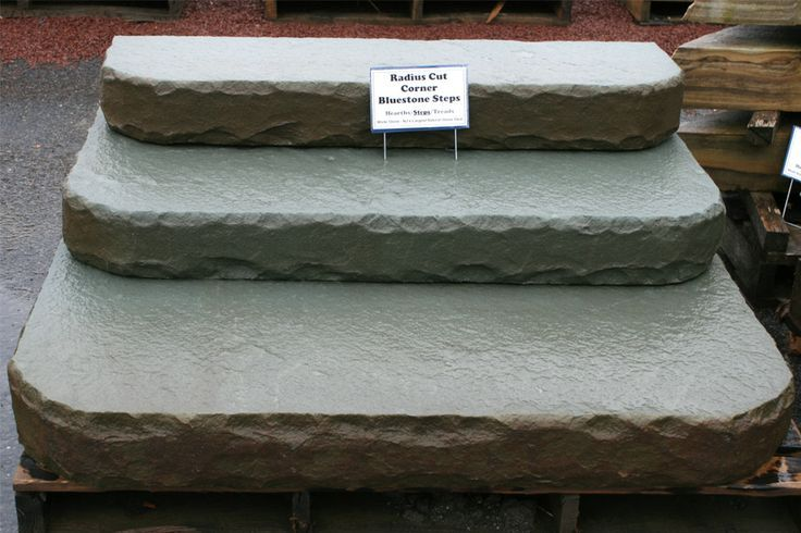 Stone Front Steps   rock front step   ... Stone Steps From Wicki Stone, New Jersey's ...