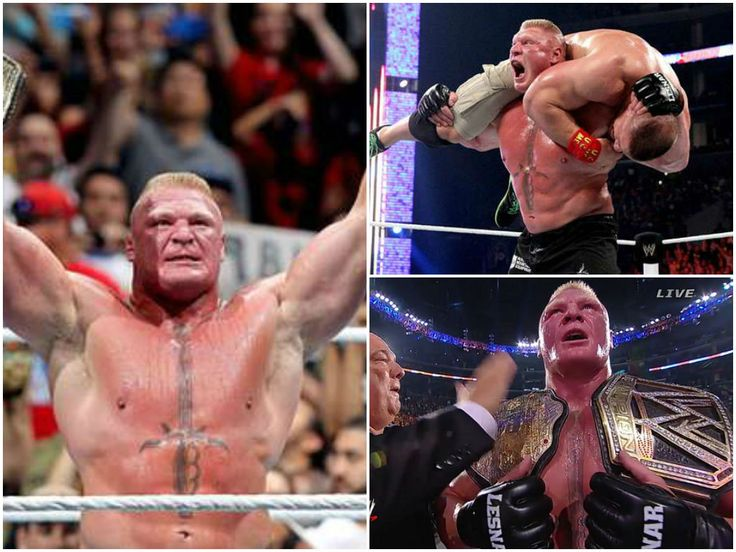 #SummerSlam2014: Brock Lesnar campeón WWE tras vencer a John Cena