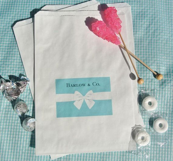 Wedding Favor Bags - Wedding Favors - Aqua Blue Candy Bags - Candy Buffet Bags - Favor Bags - 25 Favor Bags  Our elegant Aqua Blue Candy Bags will be the perfect complement to your candy buffet. Have your guests fill a paper candy bag to the brim with candy to take home from the party. These are also the perfect Aqua Blue Candy Bags to fill and use as party favors to match your Aqua Blue theme, great for bridal shower favors, birthday favors, baby shower favors, bachelorette party favors or…
