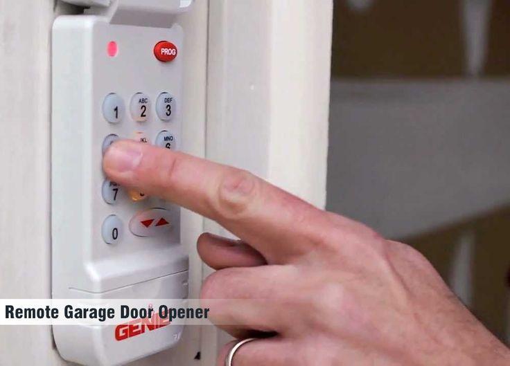 Remote #GarageDoor Opener - Make your life more convenient.