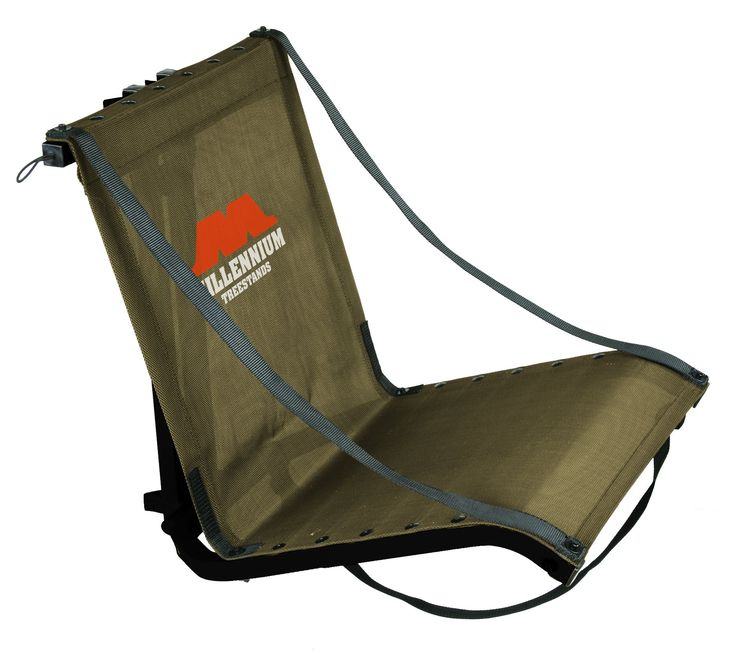 UPC 853421001046 The Millennium Treestands M300 Tree Seat features a GoLite aluminum frame with a contoured ComfortMAX sling seat. Connects quietly to tree with hook and cam b