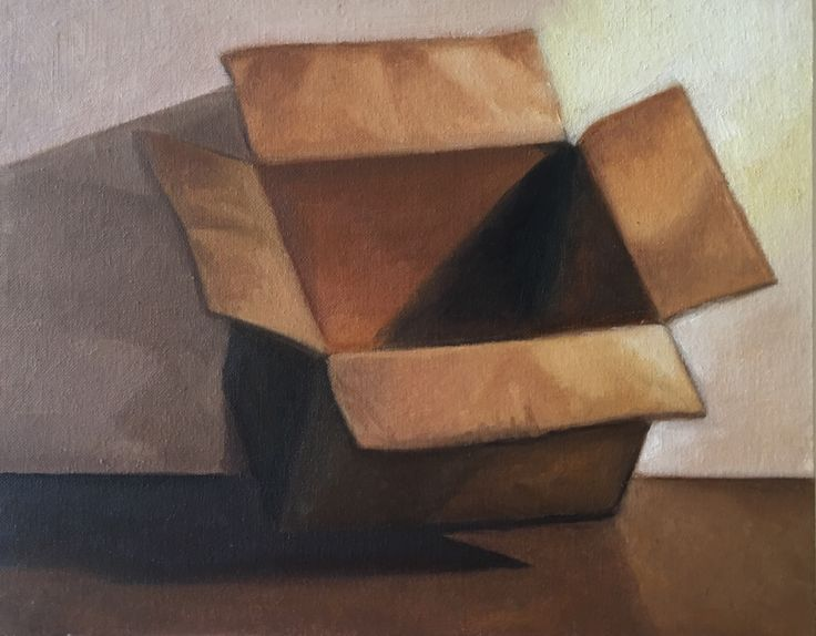 P #5. 14x11. Oil on Canvas. 2017