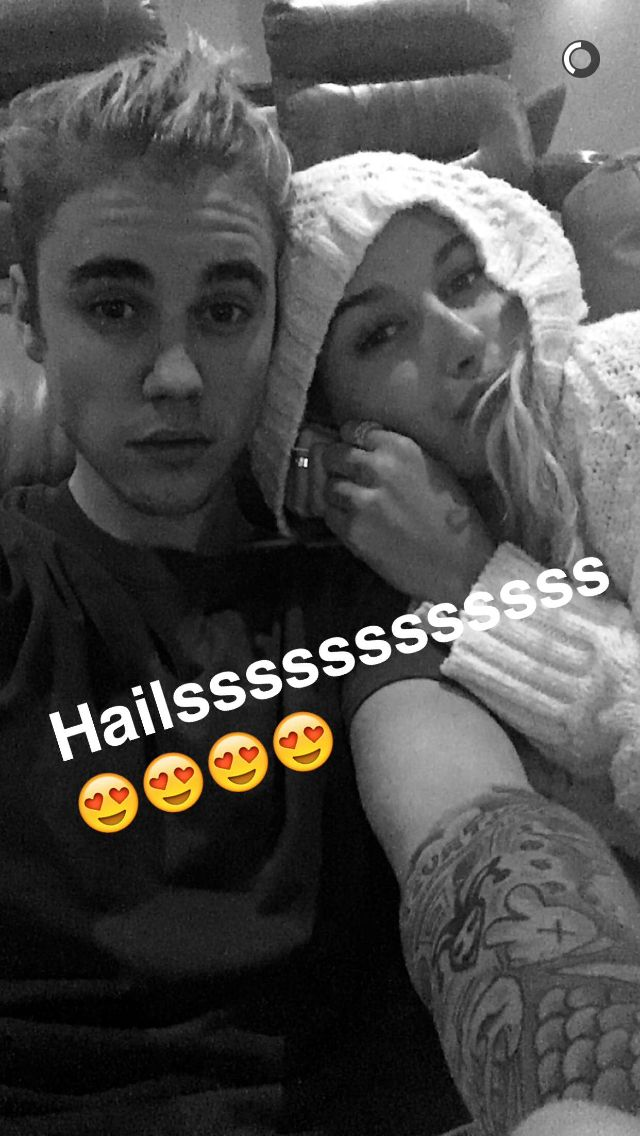 Justin&Hailey not my fav but they were good together ❤