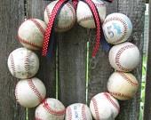 Philidelphia Phillies Baseball Love Wreath - Without Hat. $33.00, via Etsy.