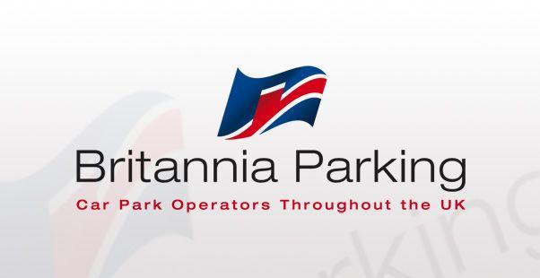 Britannia Parking logo