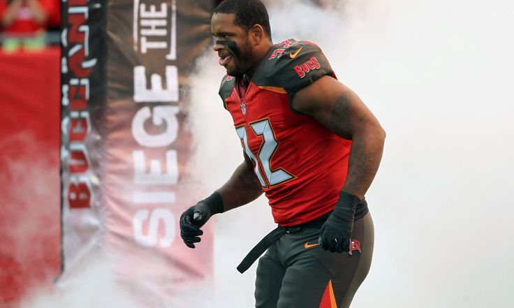 Bucs' DE William Gholston says 'It's more than football' = Tampa Bay Buccaneers' defensive end William Gholston could have refused to re-sign with the Bucs, testing free agency to see where he'd get the absolute most money for his services. At 25, he's going into the prime of his career, and he may have earned more elsewhere. Instead of waiting, though, he just…..