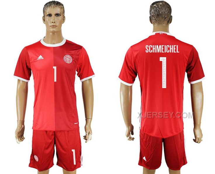 http://www.xjersey.com/201617-denmark-1-schmeichel-home-soccer-jersey.html 2016-17 DENMARK 1 SCHMEICHEL HOME SOCCER JERSEY Only $35.00 , Free Shipping!