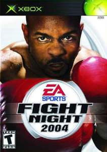 Fight Night 2004 - Xbox Game